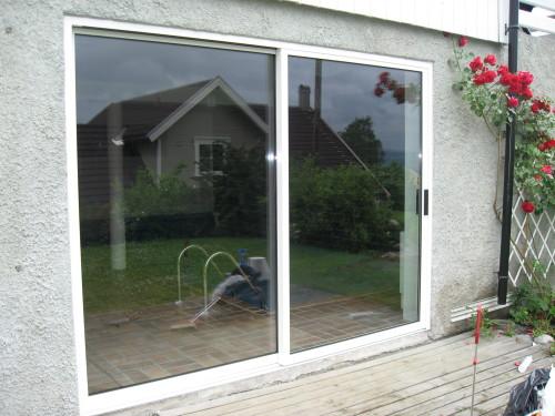 Dører og vinduer